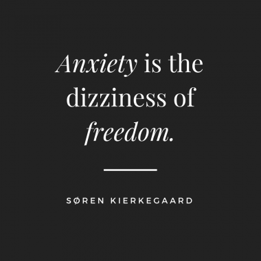 anxiety-is-the-dizziness-of-freedom